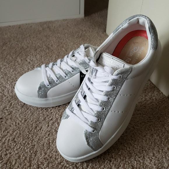 92afbd2f5 Skechers Shoes   Skecher Street Glitter Highway Sneakers Nwob   Poshmark
